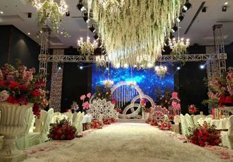 婚庆道具镂空装饰